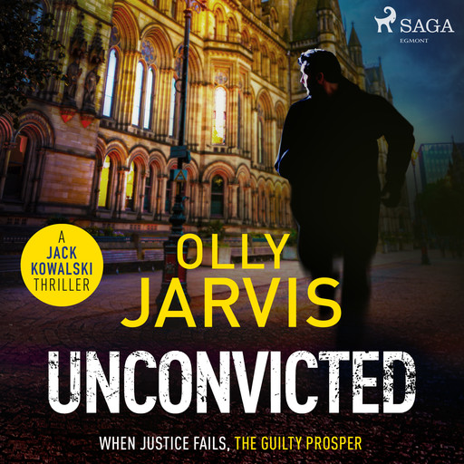 Unconvicted, Olly Jarvis