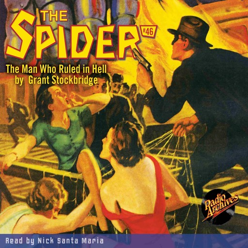 The Spider #46: The Man Who Ruled in Hell, Grant Stockbridge