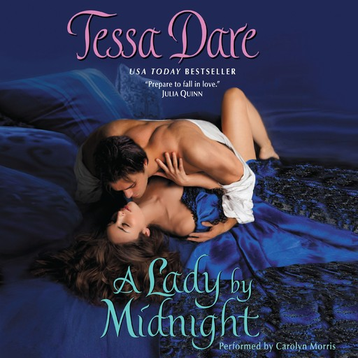 A Lady by Midnight, Tessa Dare