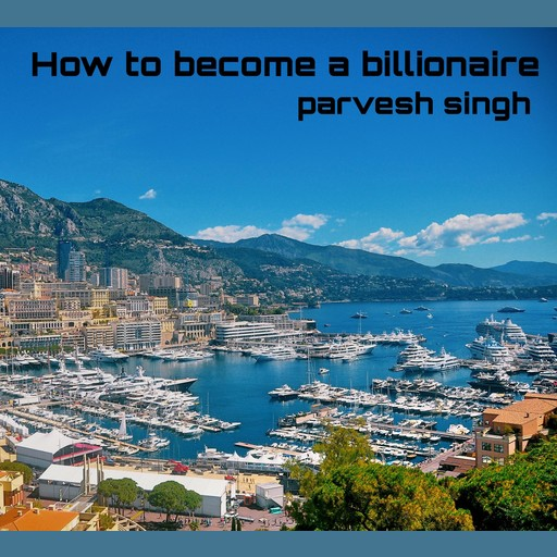 How to become a billionaire, parvesh singh