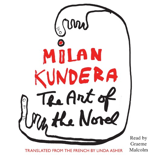 The Art of the Novel, Milan Kundera