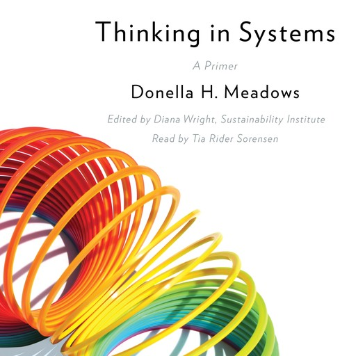 Thinking in Systems, Donella Meadows, Diana Wright