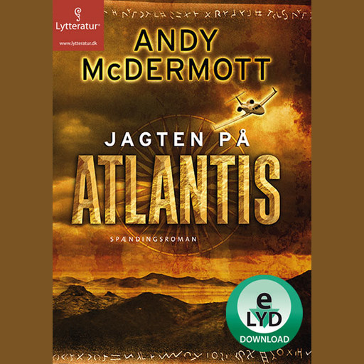 Jagten på Atlantis, Andy McDermott
