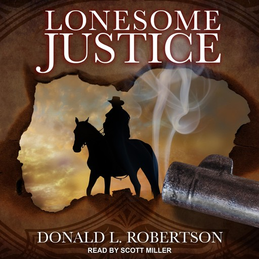 Lonesome Justice, Donald Robertson