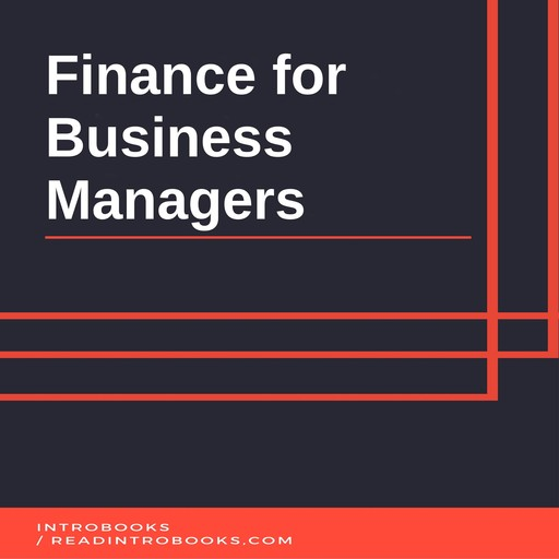 Finance for Business Managers, Introbooks Team