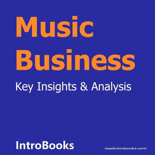 Music Business, Introbooks Team