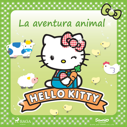 Hello Kitty - La aventura animal, Sanrio
