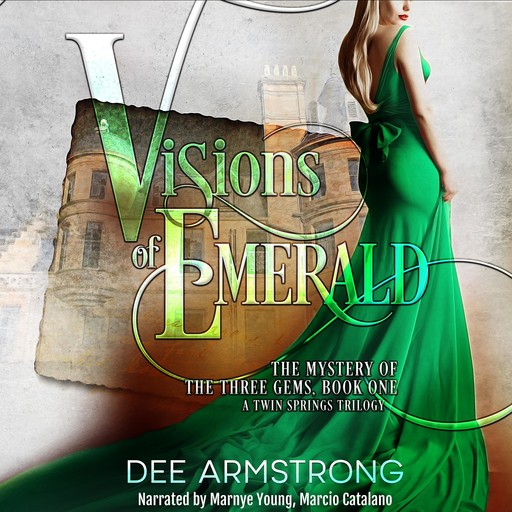 Visions of Emerald, Dee Armstrong