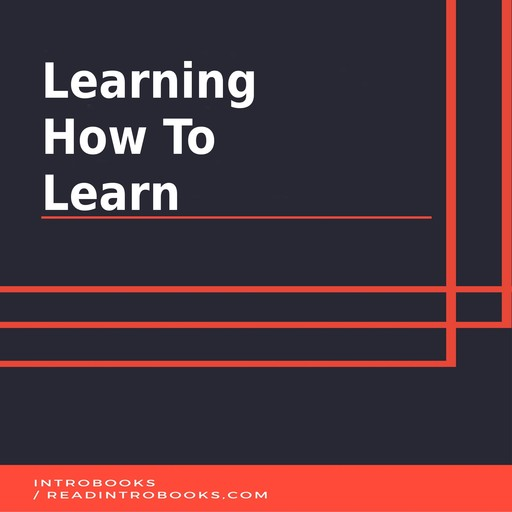 Learning How To Learn, IntroBooks