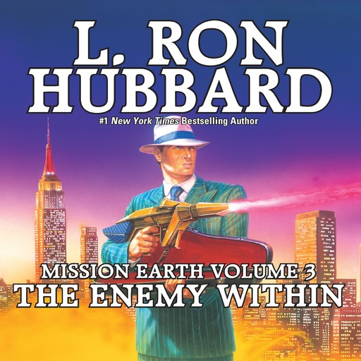 Enemy Within: Mission Earth Volume 3, L.Ron Hubbard