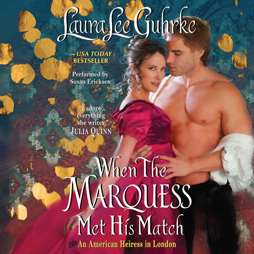 When the Marquess Met His Match, Laura Lee Guhrke