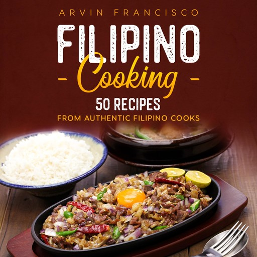 FILIPINO COOKING, Arvin Francisco