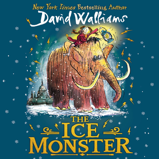 The Ice Monster, David Walliams