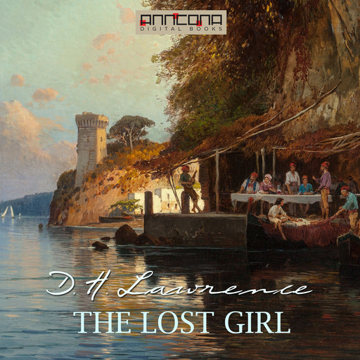 The Lost Girl, David Herbert Lawrence