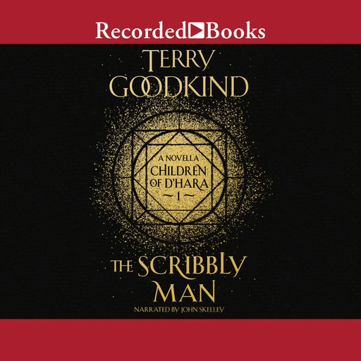 The Scribbly Man, Terry Goodkind