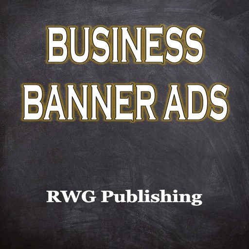 Business Banner Ads, RWG Publishing