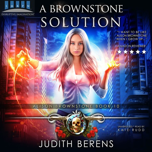 A Brownstone Solution, Martha Carr, Michael Anderle, Judith Berens