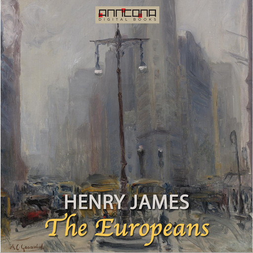 The Europeans, Henry James