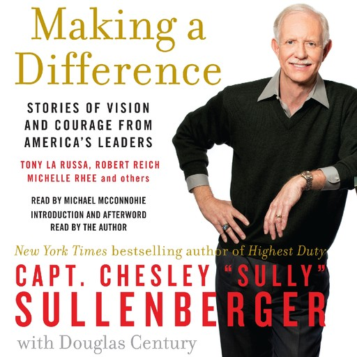 Making a Difference, Chesley B. Sullenberger