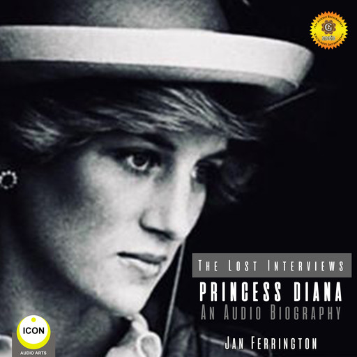 Princess Diana: The Lost Interviews - An Audio Biography, Geoffrey Giuliano