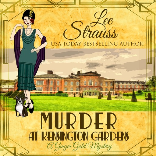 Murder at Kensington Gardens, Lee Strauss