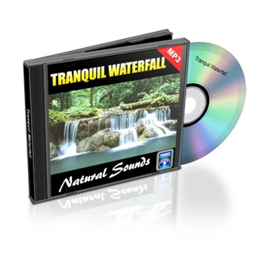 Tranquil Waterfall - Relaxation Music and Sounds, Empowered Living