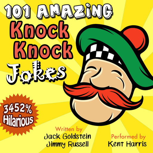 101 Amazing Knock Knock Jokes, Jack Goldstein, Jimmy Russell