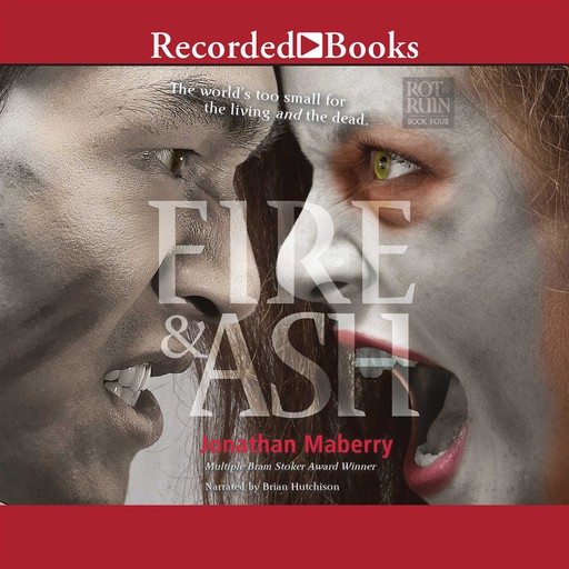 Fire & Ash, Jonathan Maberry