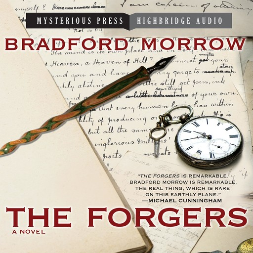 The Forgers, Bradford Morrow