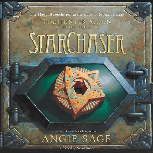 TodHunter Moon, Book Three: StarChaser, Angie Sage