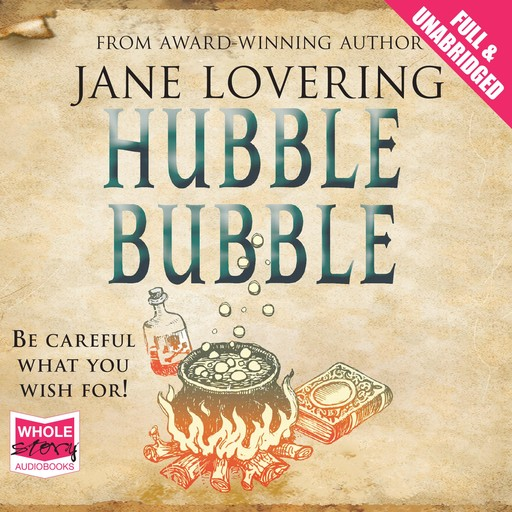 Hubble Bubble, Jane Lovering