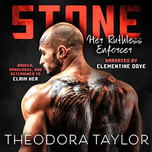 STONE: Her Ruthless Enforcer, Theodora Taylor