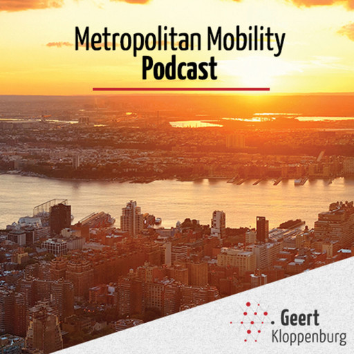 From the Archives   Professor Sofia Ranchordás (University of Groningen) on Inclusive Mobility, Geert Kloppenburg