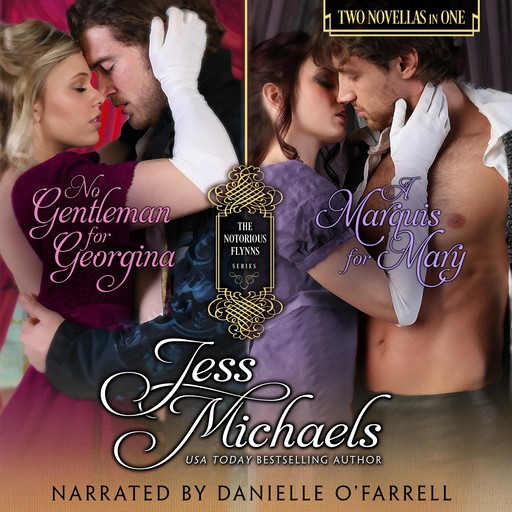 No Gentleman for Georgina / A Marquis For Mary Bundle, Jess Michaels