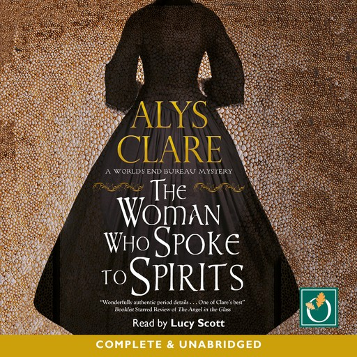 The Woman Who Spoke to Spirits, Alys Clare
