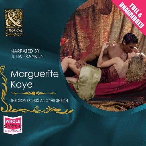 The Governess and the Sheikh, Marguerite Kaye