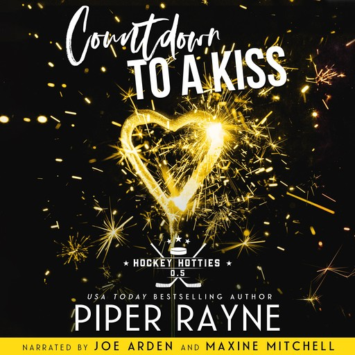 Countdown to a Kiss, Piper Rayne