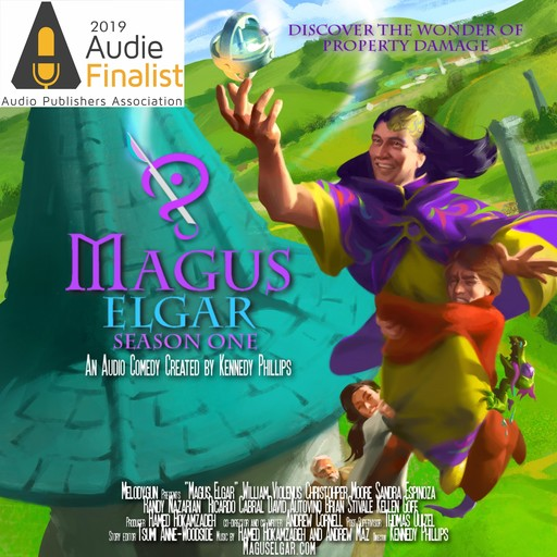 Magus Elgar: Season One, Kennedy Phillips