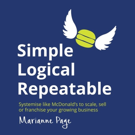 Simple, Logical, Repeatable, Marianne Page