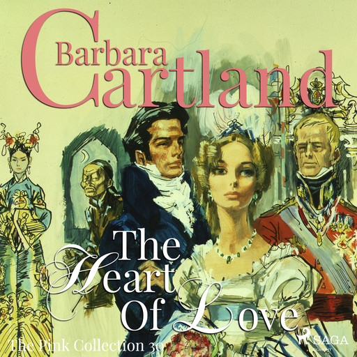 The Heart Of Love, Barbara Cartland