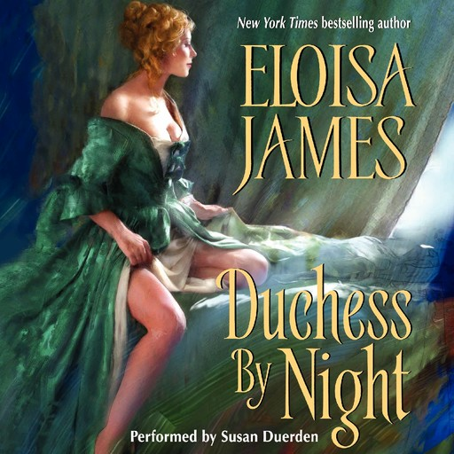 Duchess By Night, Eloisa James