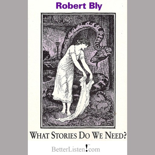 What Stories Do We Need?, Robert Bly