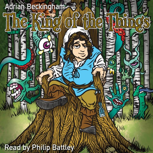 The King Of The Things, Adrian Beckingham