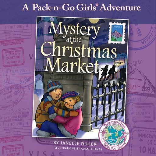Mystery at the Christmas Market: Austria 3, Janelle Diller