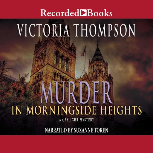 Murder in Morningside Heights, Victoria Thompson