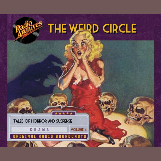 The Weird Circle, Volume 4, Various, Ziv Productions