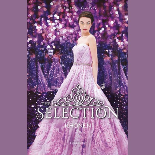 The Selection #5: Kronen, Kiera Cass