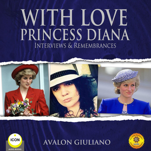 With Love Princess Diana - Interviews Remembrances, Geoffrey Giuliano
