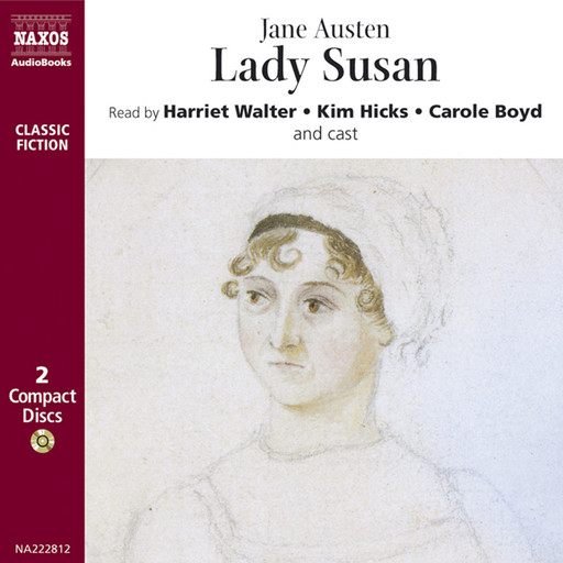 Lady Susan (unabridged), Jane Austen