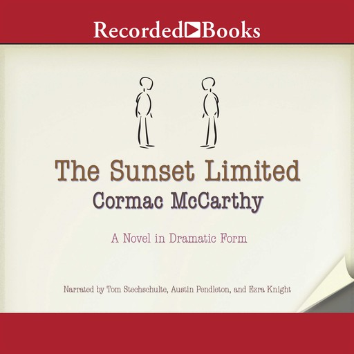 The Sunset Limited, Cormac McCarthy